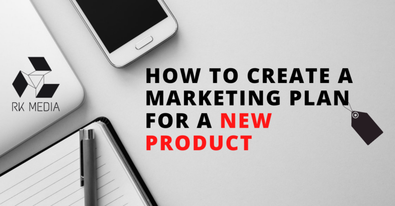 Marketing plan for a new product